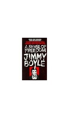 A Sense of Freedom by Boyle, Jimmy Paperback Book The Cheap Fast Free Post