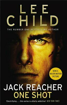 Jack Reacher (One Shot) by Child, Lee Book The Cheap Fast Free Post