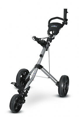 US Kids Golf Junior 3-Rad Trolley