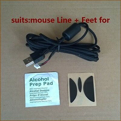 MICE SKATES MOUSE Feet for Logitech M950/ MX Performance 3m