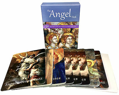 The Angel Deck Tarot Cards Collection Gift Set Pack Psychic Read Astrology