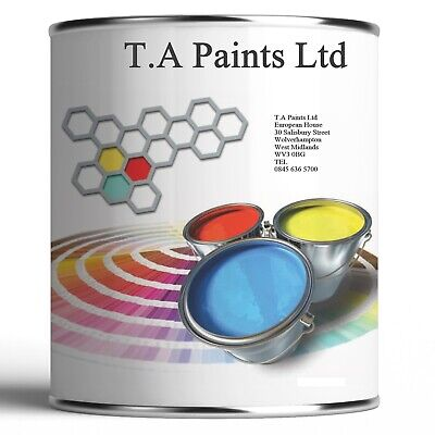 Barge & Boat Paint | Canal Boat | Marine Paint |  2.5 Ltr