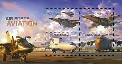 Australia Stamp 2011 Military Aircraft S/S, Transport