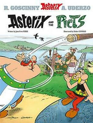 Asterix and the Picts by Jean Yves Ferri Hardcover Book (English)