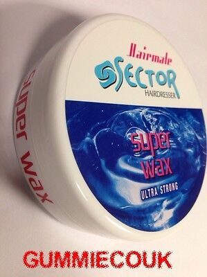 150 Ml Sector Super Wax, Bubblegum Wax, Super Wax,Hairmate Wax