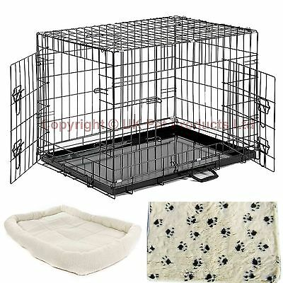 Dog Cages Puppy Crates Small Medium Large Extra Large Pet Carrier
