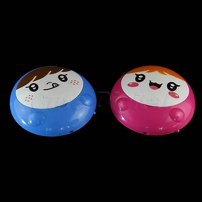 Portable Rechargable Smiling Face USB Charger Pocket Electric Hand Warmer Heater