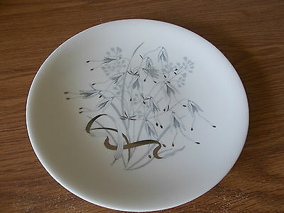 Vintage Antique Collectable Wedgwood Plate Snowdrop Flower Design