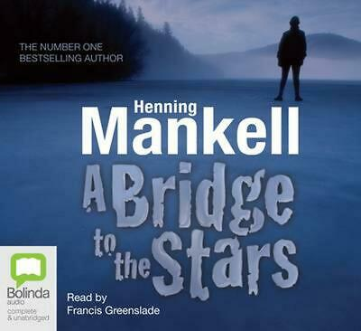 A Bridge To The Stars: 4 Spoken Word CDs by Henning Mankell Compact Disc Book Fr
