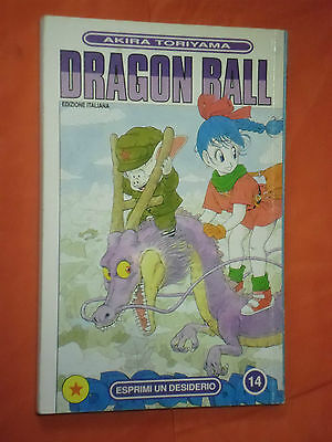 DRAGON BALL 1° SERIE BLU N° 14 - manga star comics + disponibi altri numeri
