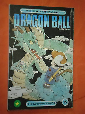 DRAGON BALL 1° SERIE BLU N° 15 - manga star comics + disponibi altri numeri