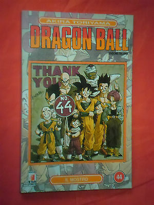 DRAGON BALL 1° SERIE BLU N° 44 - manga star comics + disponibi altri numeri