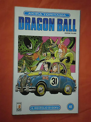 DRAGON BALL 1° SERIE BLU N° 45 - manga star comics + disponibi altri numeri