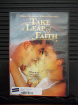 Take A Leap Of Faith (DVD, 2008) Like New