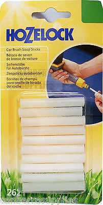 Hozelock 2621 Detergent Soap Sticks for 2600 Car Brush