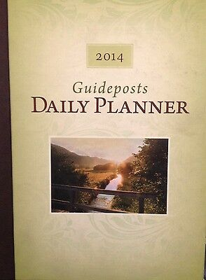 Guideposts Daily Planner 2014 (Spiral Bound Hardcover) 2014!