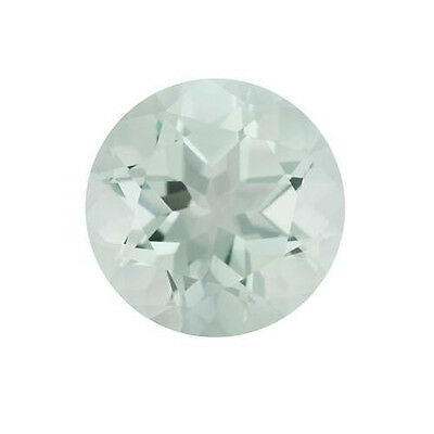 Natural Fine Mint Green Amethyst - Round - Brazil - Top Grade - Loose Gemstone