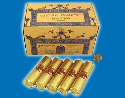 Charcoal Tablets Scent-of-Byzantium 22mm for Incense - Hookah - Shisha Pipes