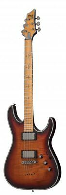 Schecter Hellraiser C1 Extreme Maple Neck 3 Tone Sunburst SCH1865