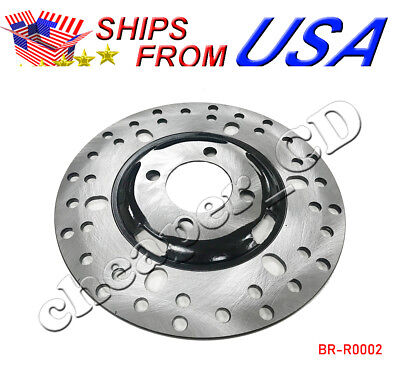 FRONT REAR DISC BRAKE ROTOR 150cc 250cc 200CC 300CC ATV Quad Chinese Taotao