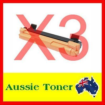 3x Brother Compatible Toner TN1070 TN1070 HL-1110 DCP-1510 MFC-1810 1815 1000pg