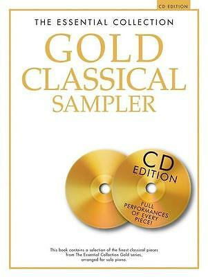 Gold Classical Sampler Essential Collection Book - Hal Leona ... 9781780386584