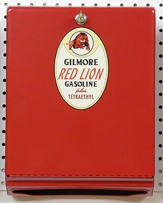 New Red Gilmore Red Lion Paper Towel Dispenser With 1000 Towels - Free Shipping*