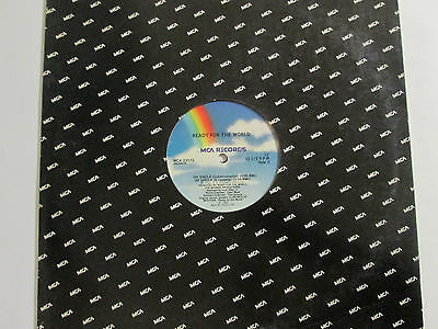 "Ready For The World 12"" Single Oh Sheila MCA Records 1985 #MCA-23572"
