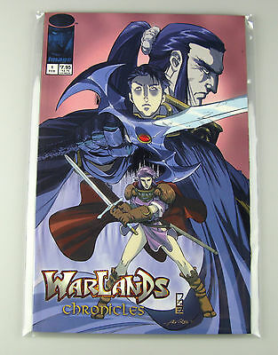 Warlands Chronicles #1 ( 2Nd Print ) Tpb