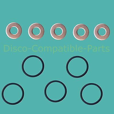 Land Rover Defender TD5 Fuel Injector Seal Kit By Bearmach
