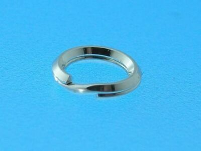 925 Sterling Silver Split Rings multibuy  FREE delivery great quality