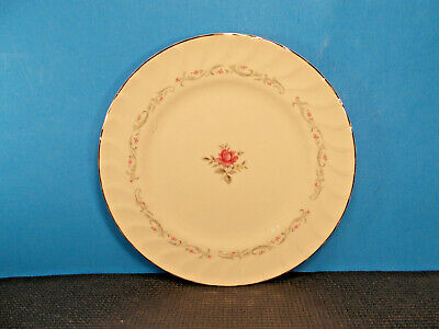 Fine China of Japan Royal Swirl Pattern Dinner Plate