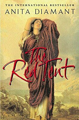 The Red Tent, Diamant, Anita Paperback Book The Cheap Fast Free Post
