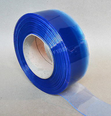Clear Flexible Pvc Door Strip / Curtain - All Sizes Available
