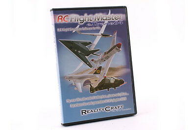 RealityCraft RC Flight Master Extreme 64 PC Simulator