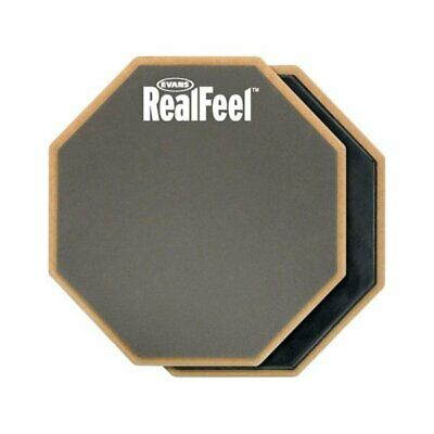 """Realfeel 6"""" Double Sided Speed Accessory Practice Pad RF6D"""