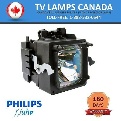 Sony XL-5100 | XL-5100U | F-9308-760-0 Philips Replacement TV Lamp with Housing