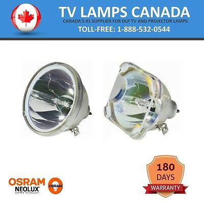 Toshiba D85-LMP | D85 Osram Neolux Replacement TV Lamp (Round or Square)