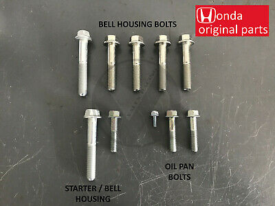 Honda Acura K Series Transmission Bolt Kit K20 K24 K Swap