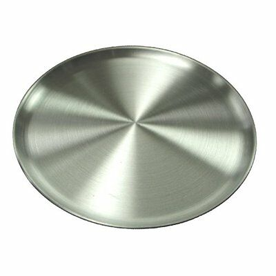 Winware Coupe Style Aluminum 10-Inch Pizza Tray Cookware Kitchen Tools New Fast