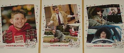 CHRISTMAS WITH THE KRANKS - Lobby Cards Set - Jamie Lee Curtis, Tim Allen