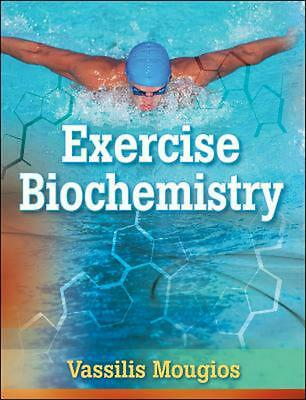 Exercise Biochemistry by Vassilis Mougios (English) Hardcover Book Free Shipping