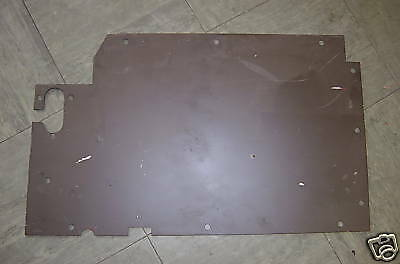 Genuine Ex Military Land Rover Lightweight RH Floor Panel 335666