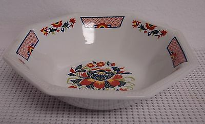 Johnson Brothers MING Cereal Bowl BEST! HERITAGE OCTAGONAL More Items Available