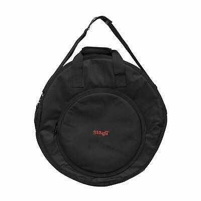 "Stagg CYB-10 Cymbal Bag 22"" Heavily Padded Case"