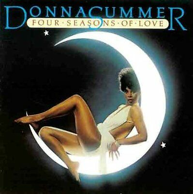 Donna Summer - Four Seasons Of Love [CD New]