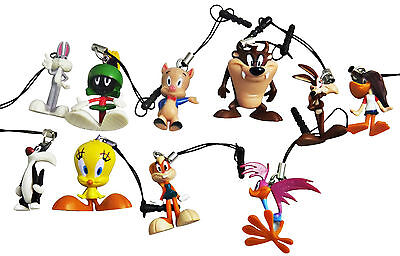 Looney Toons Danglers Phone Charms 10 to choose from Collect them all!!