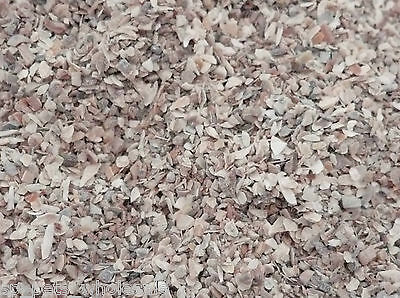 Oyster Shell Grit For Caged Birds And Poultry Multiple Weights Available