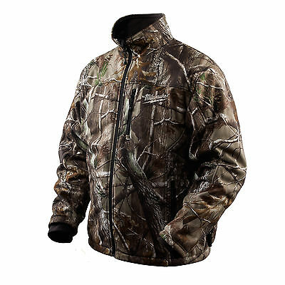 Milwaukee 2333-M M12 12-Volt RealTree AP Heated Jacket