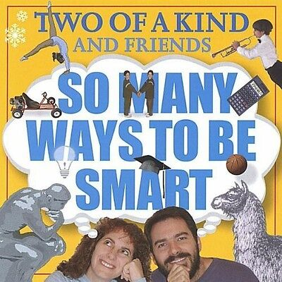 Two of a Kind - So Many Ways to Be Smart [New CD]